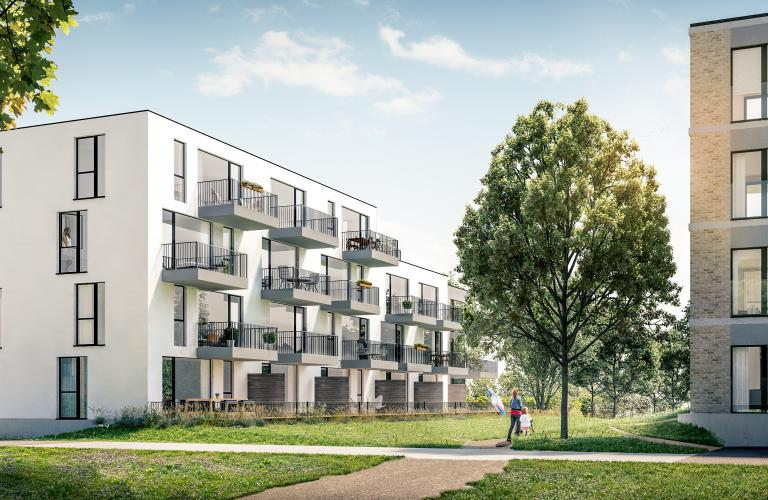 De Trialde Smart-one appartementen